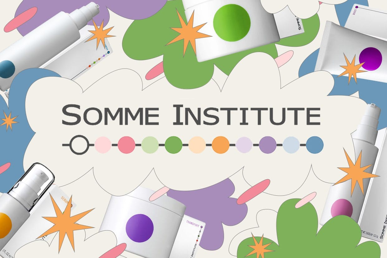 the Somme Institute skincare product line